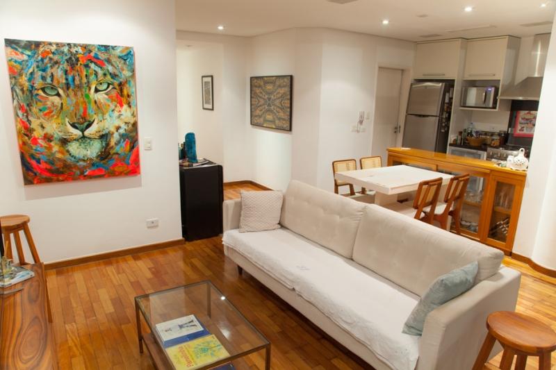 Apartamento à venda com 2 quartos e 88m² em Indianópolis por R$950.000