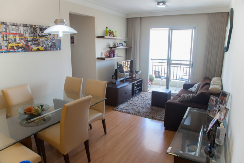 Apartamento à venda com 3 quartos e 76m² em Mooca por R$615.000
