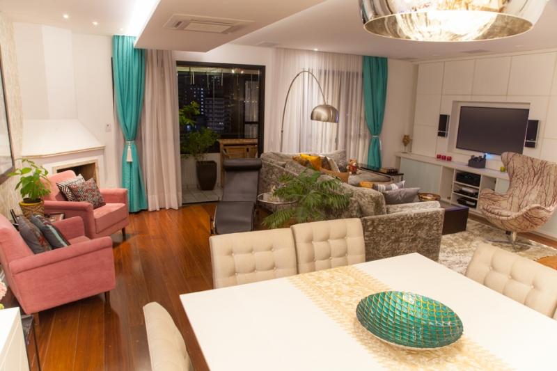 Apartamento à venda com 3 quartos e 131m² em Vila Andrade por R$638.500