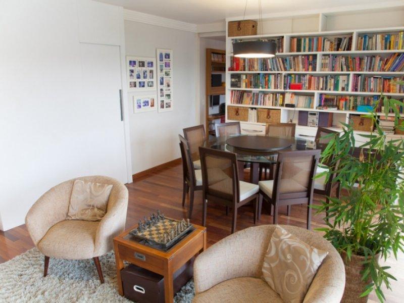 Apartamento à venda com 3 quartos e 135m² em Lapa por R$1.200.000