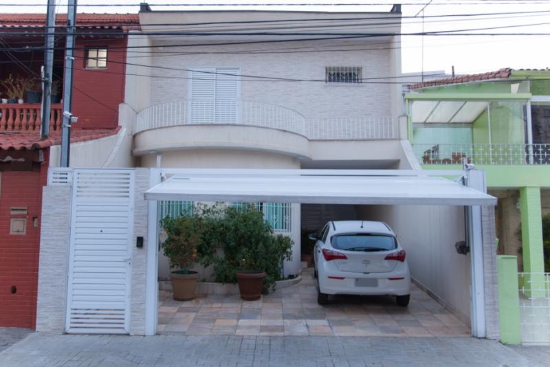 Casa à venda com 4 quartos e 157m² em Tatuapé por R$950.000
