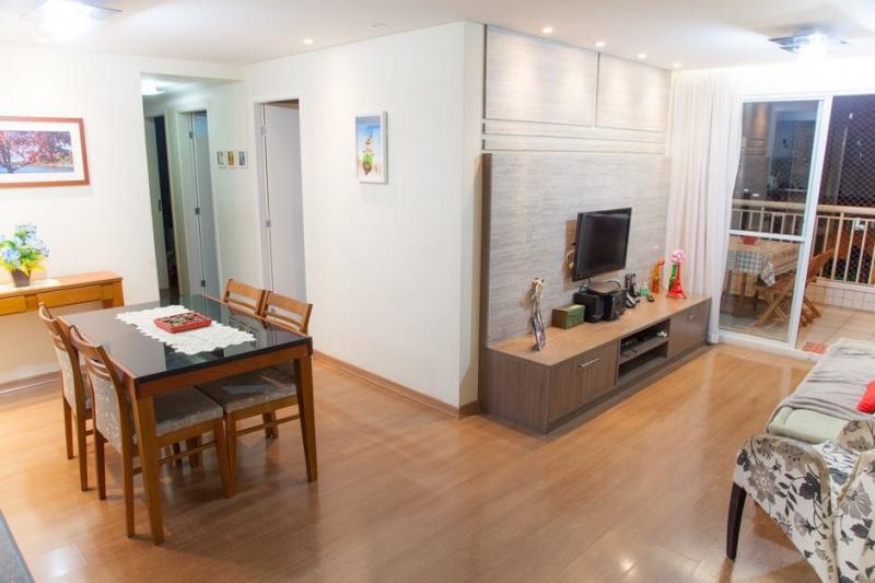 Apartamento à venda com 3 quartos e 108m² em Vila Polopoli por R$650.000