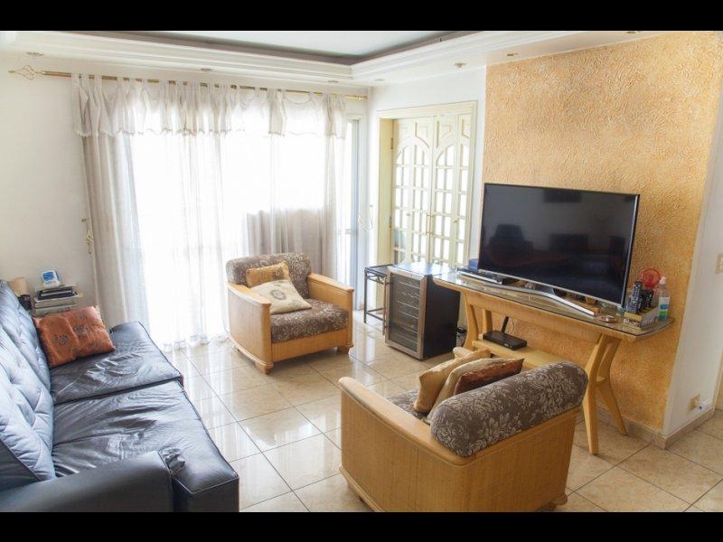 Apartamento à venda com 3 quartos e 121m² em Belenzinho por R$650.000