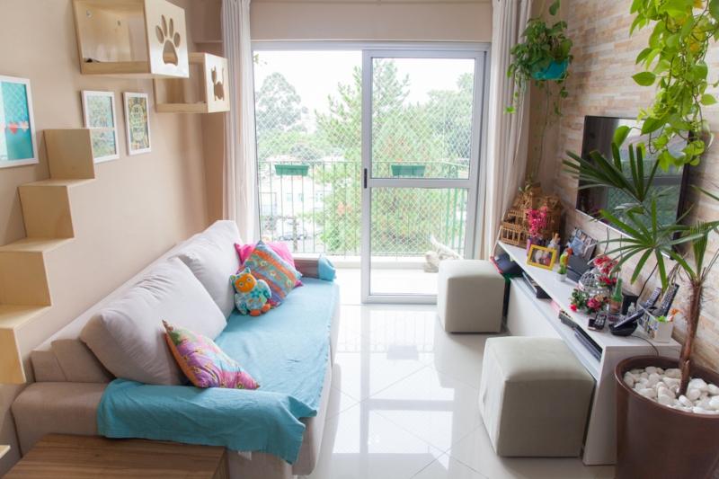 Apartamento à venda com 0 quartos e 73m² em Parque Tomás Saraiva por R$350.000