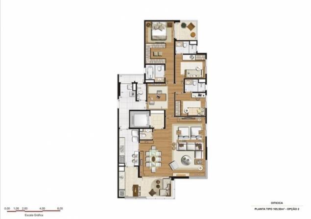 Apartamento Vila Gertrudes direto com proprietário - Luis Fabiano  - 635x447_1904036568-foto10.jpg