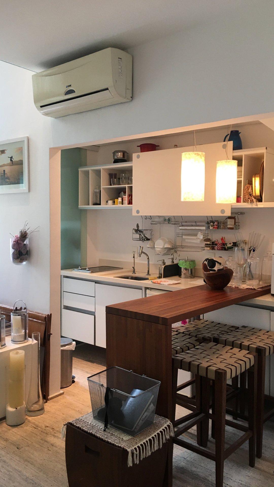 Loft Moema Direto Com Propriet Rio Juliana ~ Quarto E Cozinha Para Alugar Direto Com Proprietario