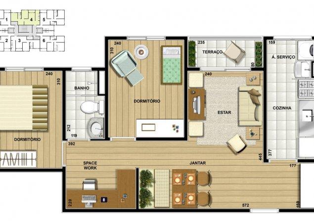 Apartamento Jardim das Vertentes direto com proprietário - Dante - 635x447_926455102-butanta-tipo2d.jpg