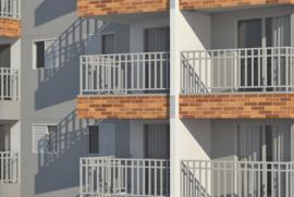 Apartamento à venda Osvaldo Cruz, Sao Caetano do Sul - 146292762-scs-1-fachada-sacada-branca.jpg