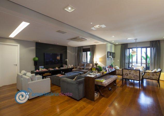 Apartamento à venda em Brooklin por R$1.990.000