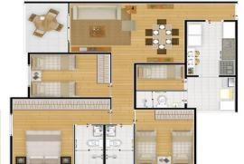 Apartamento à venda Vila Regente Feijó, São Paulo - 1119129892-apartamento-planta-tipo-style-vivre.jpg
