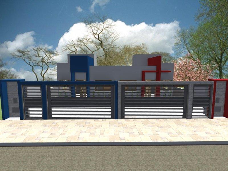 Casa à venda Portal dos Ipês II com 130m² e 3 quartos por R$ 435.000 - 2128369193-maquete-casa-lirios-i.jpg