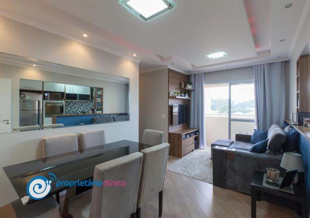 Apartamento à venda em Interlagos por R$450.000