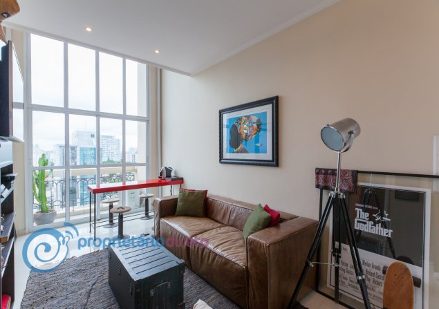 Apartamento à venda em Campo Belo por R$615.000