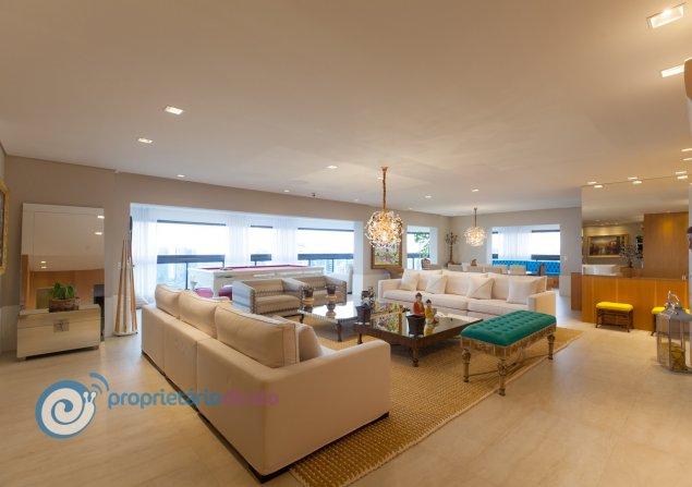Apartamento à venda em Jardim Ampliação por R$3.500.000