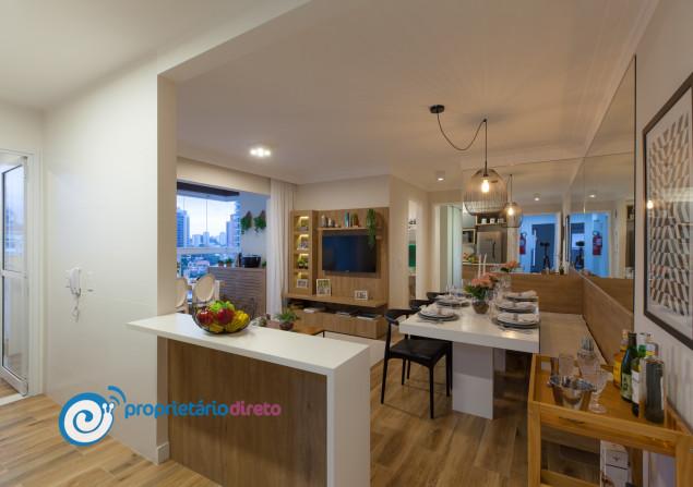 Apartamento à venda em Chácara Inglesa por R$630.000