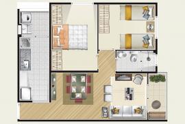 Apartamento à venda Jardim Textil, São Paulo - 1530643386-jacaranda-jardim-textil-apartamento-2-dorms-slide.jpg