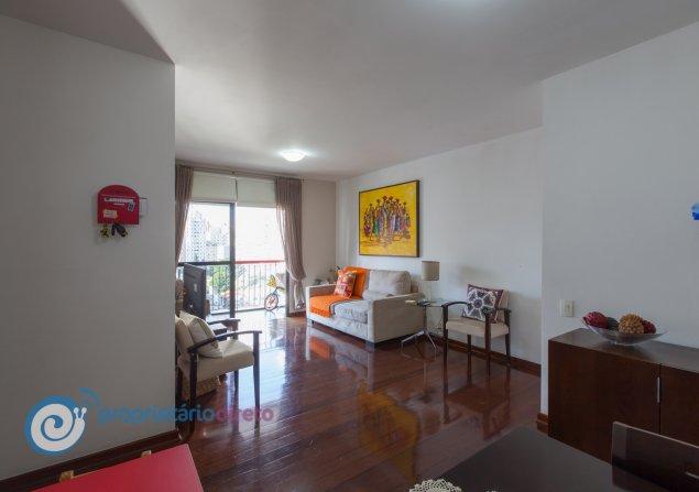 Apartamento à venda em Moema por R$1.250.000