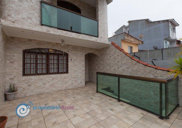 Casa à venda em Vila Tibiriçá por R$690.000