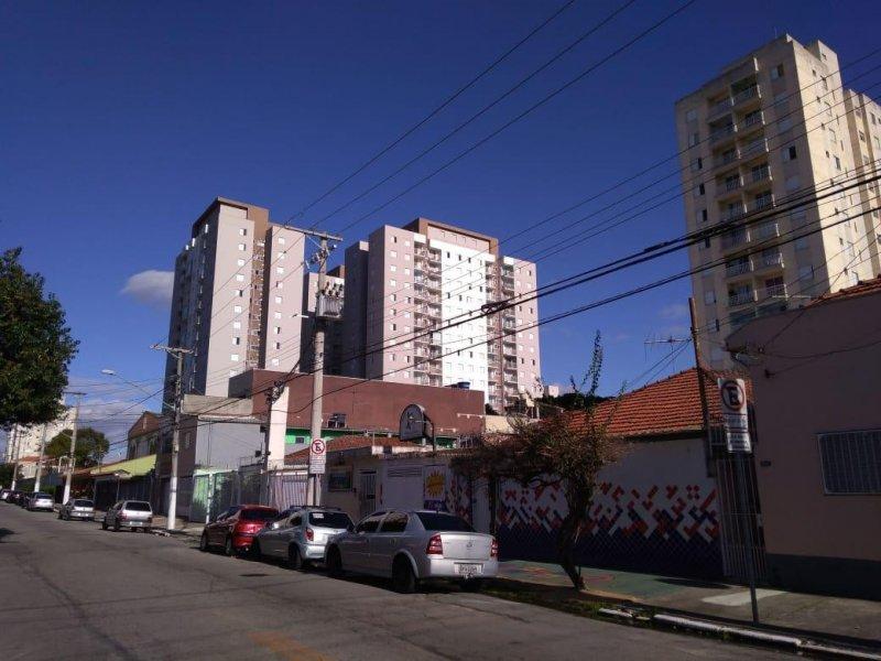 Apartamento à venda Vila Antonieta com 50m² e 2 quartos por R$ 280.000 - 1602087772-entrada-e-rua.jpg