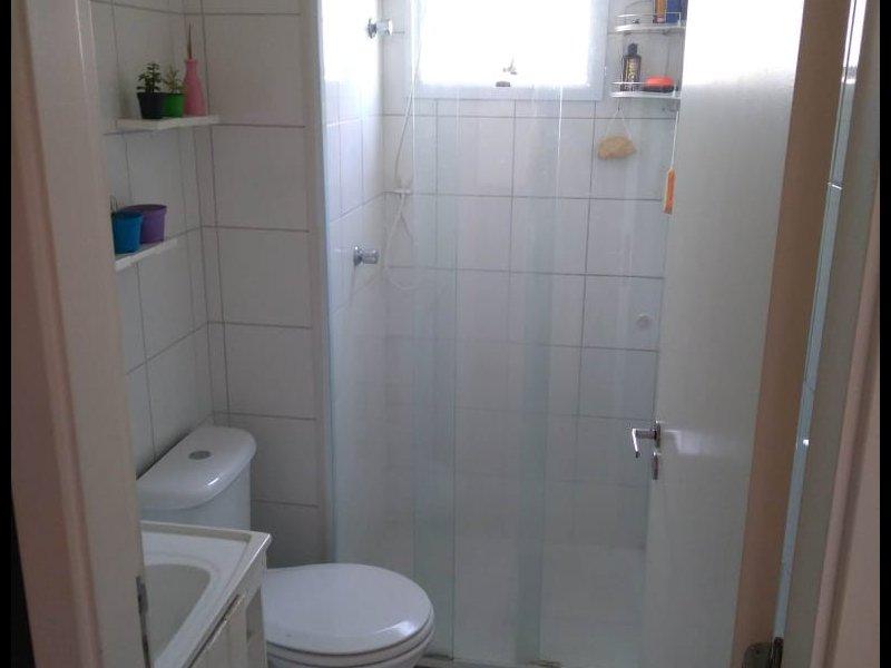 Apartamento à venda Vila Antonieta com 50m² e 2 quartos por R$ 280.000 - 698725275-banheiro.jpg