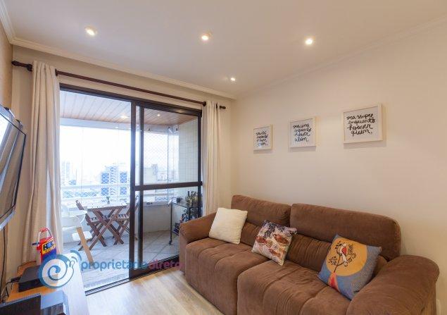 Apartamento à venda em Cambuci por R$690.000