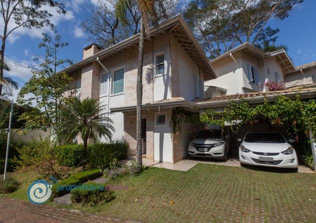 Casa de condomínio à venda em Morumbi por R$1.800.000