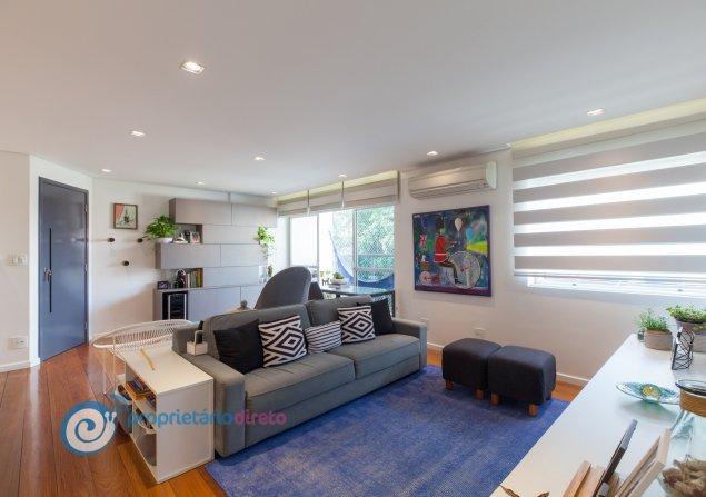 Apartamento à venda em Pinheiros por R$1.350.000