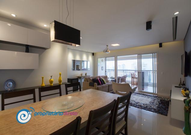 Apartamento à venda em Parque Reboucas por R$850.000