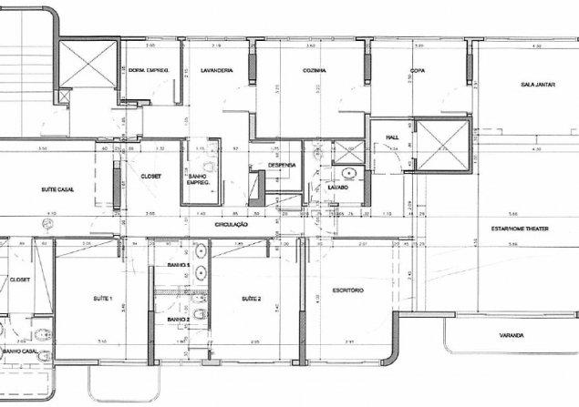 Apartamento à venda em Moema por R$2.190.000