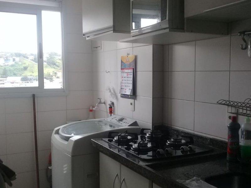 Apartamento à venda Portal dos Ipês II com 45m² e 2 quartos por R$ 190.000 - 1327477734-cozinha-2.jpg