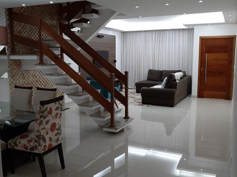 Casa de condomínio à venda Parque São Vicente com 170m² e 3 quartos por R$ 680.000 - 1118048735-20200117-154610.jpg