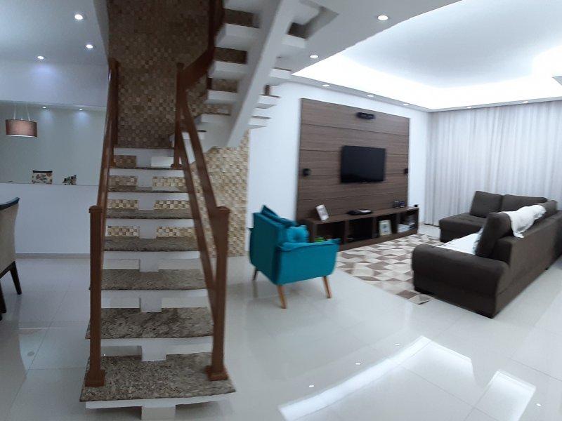 Casa de condomínio à venda Parque São Vicente com 170m² e 3 quartos por R$ 680.000 - 1867961708-20200117-155211.jpg