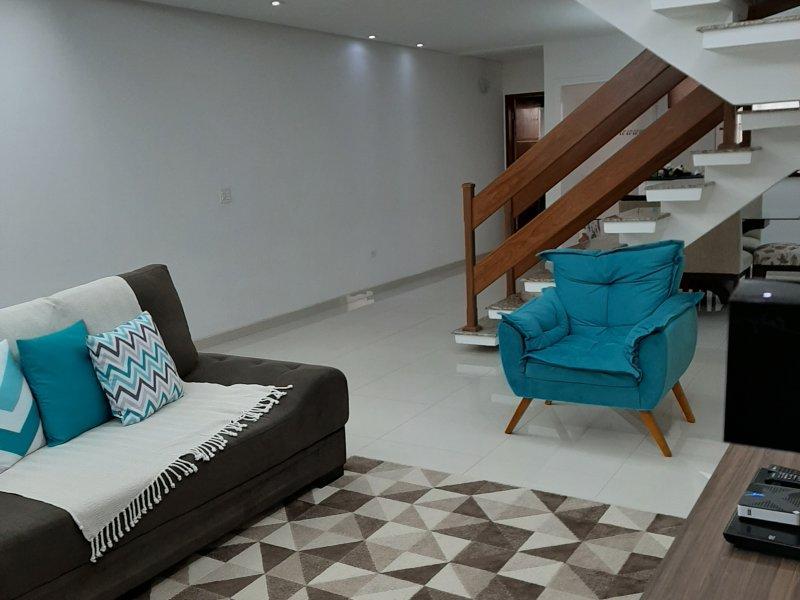 Casa de condomínio à venda Parque São Vicente com 170m² e 3 quartos por R$ 680.000 - 630393183-20200117-154906.jpg