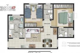 Apartamento à venda Castelo, Belo Horizonte - 199657511-306d9ded-b6f2-4601-816e-447df0105acd.jpeg