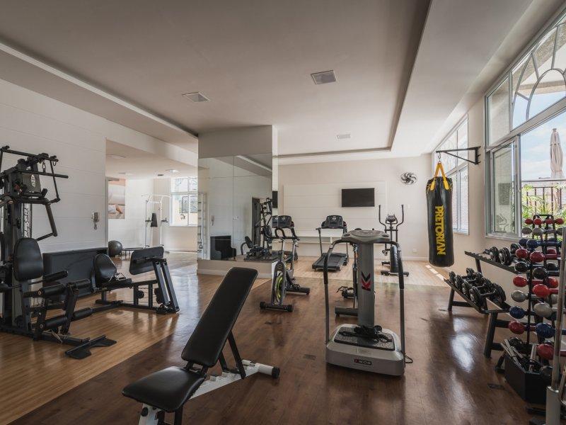 Apartamento à venda Morumbi com 178m² e 3 quartos por R$ 1.750.000 - 570538257-academia.jpg
