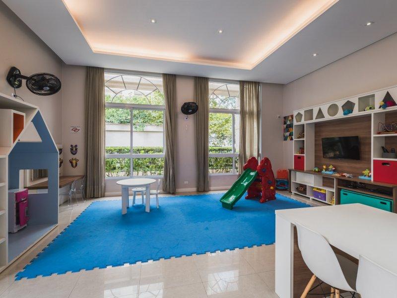 Apartamento à venda Morumbi com 178m² e 3 quartos por R$ 1.750.000 - 718773332-brinquedoteca.jpg