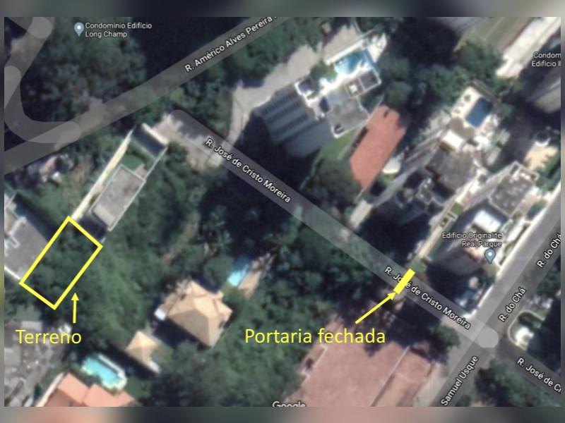 Terreno à venda Morumbi com 250m² e  quartos por R$ 350.000 - img-5116.jpg