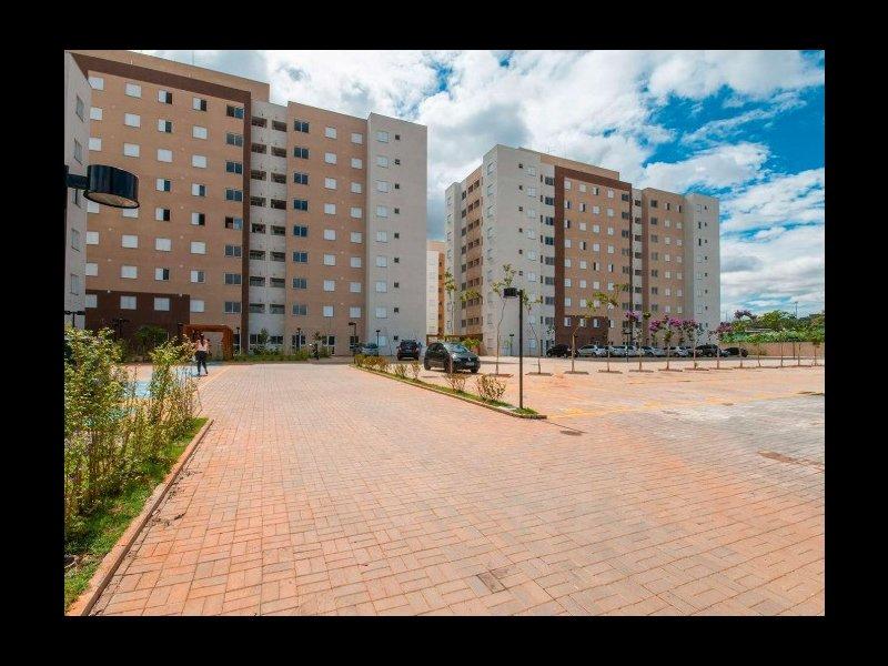 Apartamento à venda Jardim São Francisco (Zona Leste) com 47m² e 2 quartos por R$ 210.000 - 28443904-5-frente.jpeg