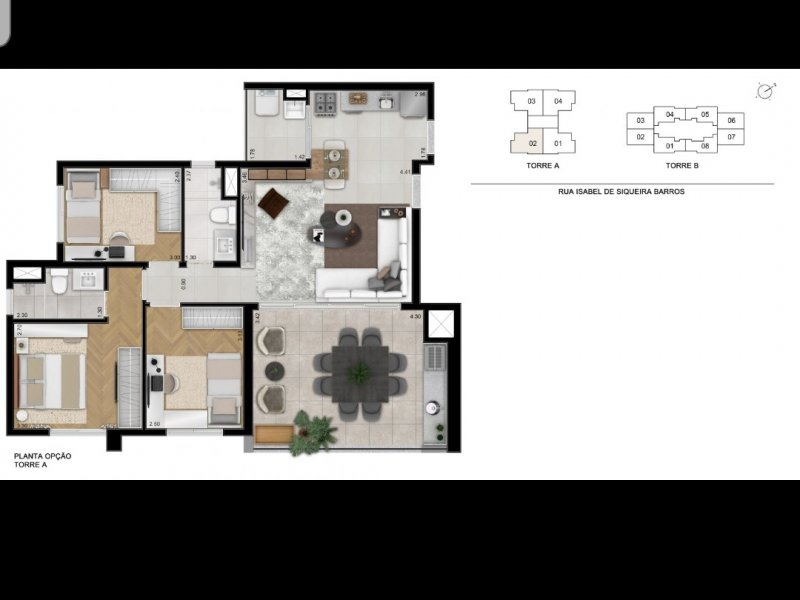 Apartamento à venda Limão com 87m² e 3 quartos por R$ 665.000 - 1862021645-screenshot-20200709-185156-chrome.jpg