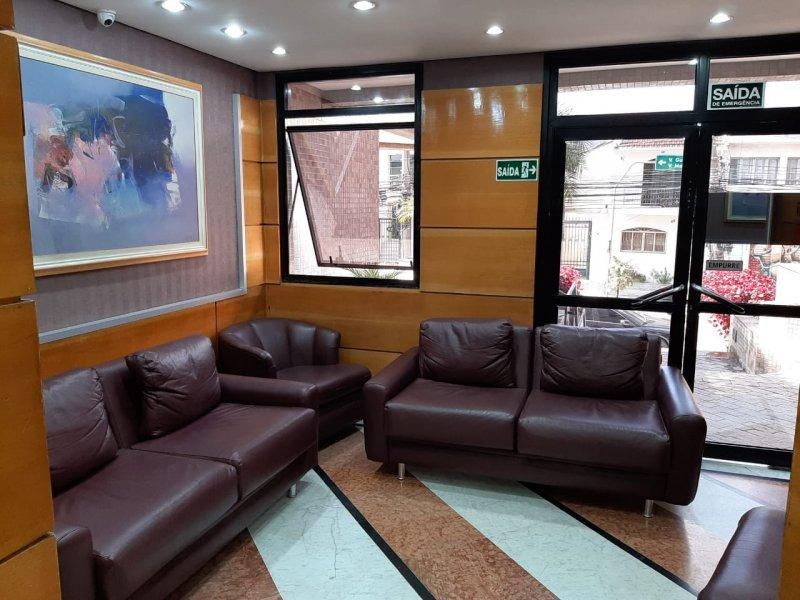 Comercial à venda Santana com 43m² e 1 quarto por R$ 299.000 - 173347209-5-sala-espera-edificio.jpg