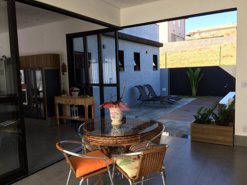 Casa de condomínio à venda Santana com 200m² e 3 quartos por R$ 1.200.000 - 210819897-foto-churrasqueira-1.jpg