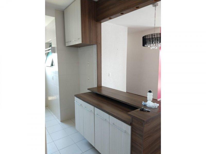 Apartamento à venda Portal dos Ipês II com 65m² e 3 quartos por R$ 290.000 - 1851329694-slide1.JPG