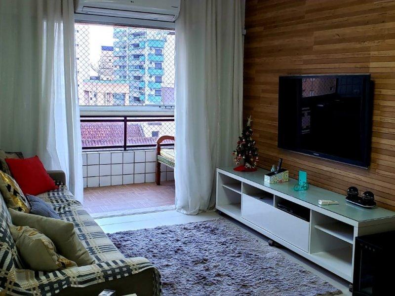 Apartamento à venda Vila Tupi com 115m² e 3 quartos por R$ 355.000 - 1821804012-sala2.JPG