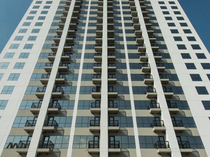 Comercial à venda Centro com 46m² e  quartos por R$ 290.000 - 1683008778-fachada-doffice-tecnisa-full-2764306361.jpg