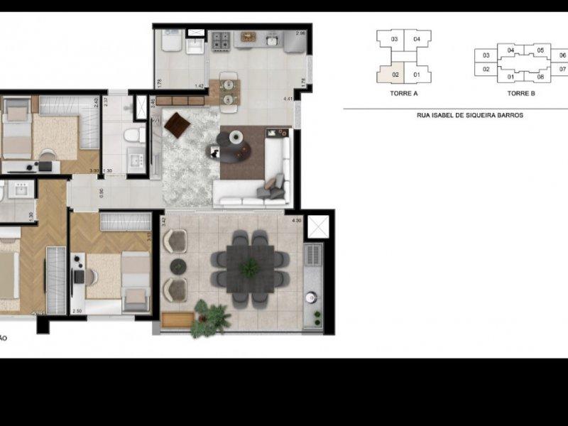 Apartamento à venda Limão com 87m² e 3 quartos por R$ 725.000 - 1544599407-20201130-172722.jpg
