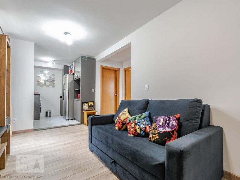 Apartamento à venda Santa Candida com 47m² e 2 quartos por R$ 274.900 - 593456839-foto02.jpg