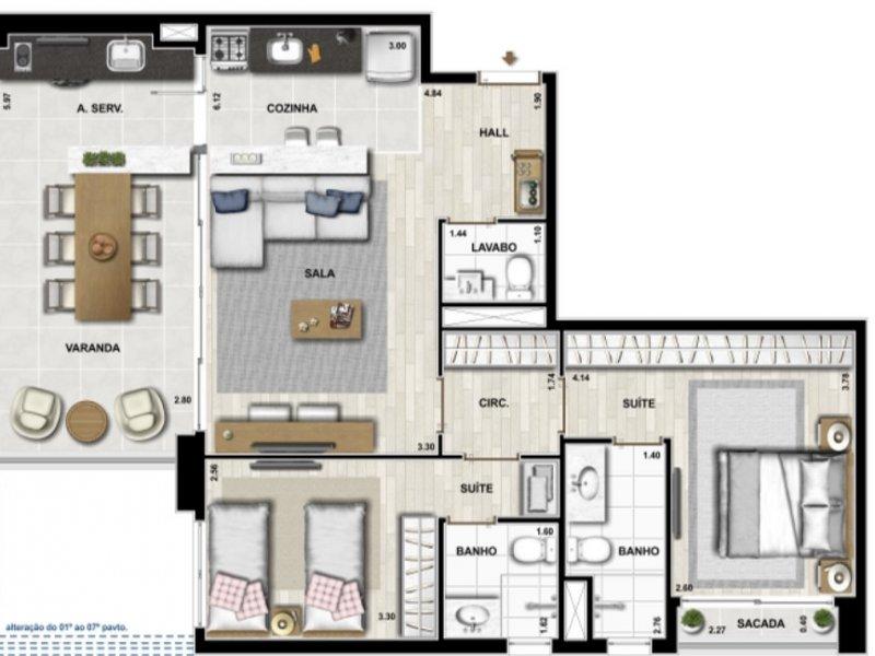Apartamento à venda Vila Mariana com 85m² e 2 quartos por R$ 1.165.000 - 271077291-af6a0876-9113-491c-94ee-67ba4ca6492f.jpeg