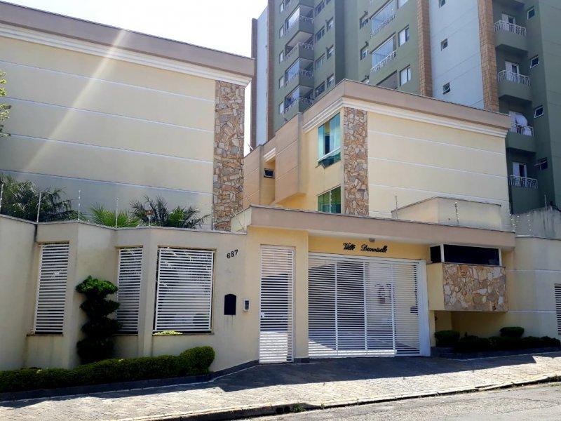 Casa de condomínio à venda Campestre com 142m² e 3 quartos por R$ 600.000 - 287817635-img-01.jpg
