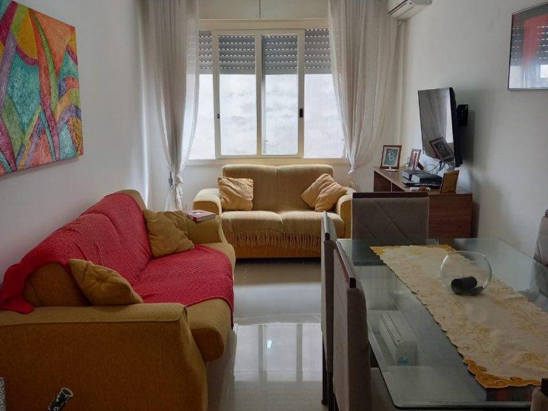 Apartamento à venda Centro Histórico com 50m² e 1 quarto por R$ 255.000 - 1960905785-sala.jpeg