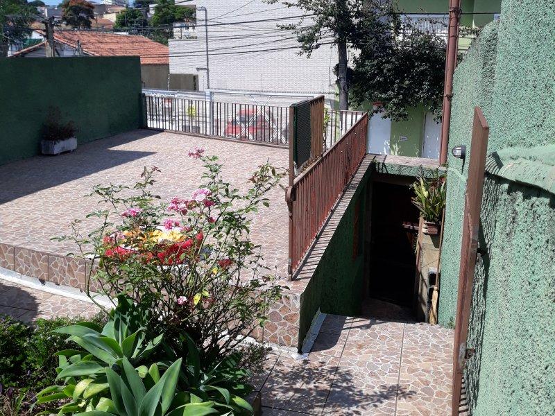 Casa à venda Parque Jabaquara com 141m² e 2 quartos por R$ 450.000 - 949548894-quintal-2.jpg